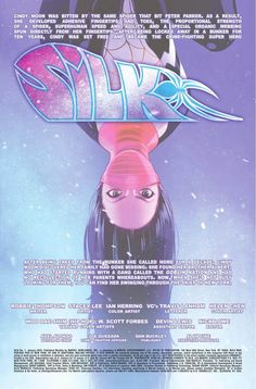 Preview: Silk #1, Story: Robbie Thompson Art: Stacey Lee Covers: Helen Chen, Woo Dae Shim, W. Scott Forbes & Greg Land Publisher: Marvel Publication Date: Novem...,  #All-Comic #All-ComicPreviews #Comics #GregLand #HELENCHEN #Marvel #previews #RobbieThompson #SILK #STACEYLEE #W.ScottForbes #WooDaeShim