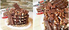 Ciasto Kinder Country, które pokochają nie tylko Twoje dzieci