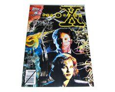 THE X-FILES Comic Book Issue 5 VF 1995 David Duchovny Gillian