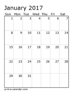Create Your Own Calendar And Print It For Free HttpWww