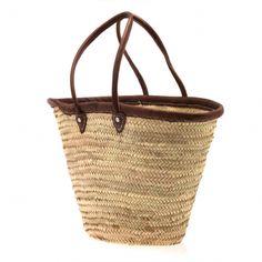 Love this straw bag. $40.00