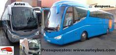 PB Iveco 2001 Pintado y transformado por Autoybus Comercial