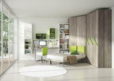 Teenage bedroom TIRAMOLLA 125 Tiramolla Collection by TUMIDEI   design Marelli e Molteni