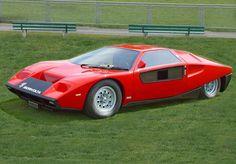 Iso Rivolta 1972 Concept