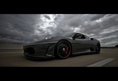 South Florida Toy Run Ferrari F430 by Forged Dst, via Flickr