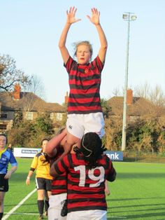 By Denyse Scully  Trinity Women's Rugby club is a vibrant sporting club within the confines of Trinity College. 2016