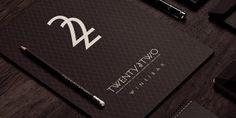 Elegant Brand Identity Works by Dmitry Gerais | Abduzeedo Design Inspiration
