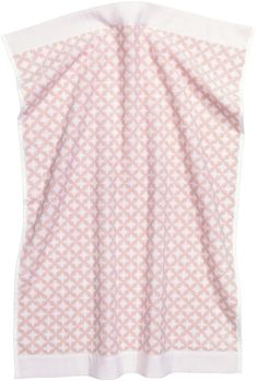 Hand Towel - Light pink