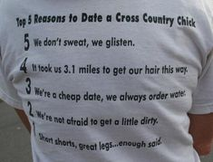 Cross country!!!