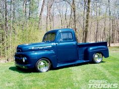 1952 Ford F-1 - Classic Trucks Magazine
