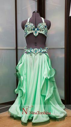 Mint costume