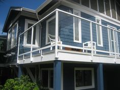 I love the look of this deck. I have been looking for a good deck and I never considered a see through one!
