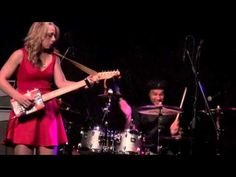 ''POOR BLACK MATTIE'' - SAMANTHA FISH BAND, Jan 31, 2014 - YouTube