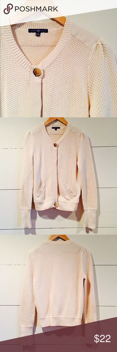 Gap Button Up Cardigan Cute Jacket good condition GAP Sweaters Cardigans