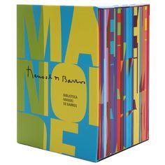 Livro - Biblioteca Manoel de Barros: Caixa - Manoel de Barros - Poesia no Pontofrio.com