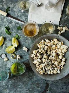 Furikake Popcorn | The Independent
