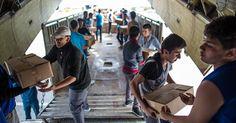 Syrien: Russisches Militär führt acht humanitäre Aktionen durch und versorgte 3827 Zivilisten
