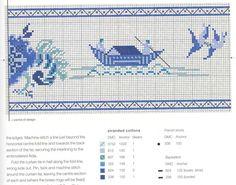 Gallery.ru / Фото #5 - Blue & White Cross Stitch-Helena Turvey - Orlanda