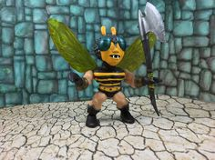 Buzz-Off (Masters of the Universe) Custom Action Figure