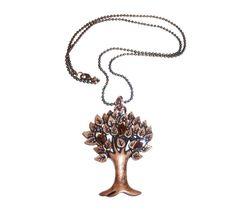 tree necklace from Happy Hippy Bracelets