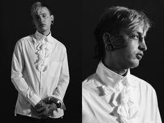 For Afisha My idea and production Styling: Maxim Ten & Valery Nikolskaya