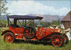 1909 Thomas Flyabout K-670