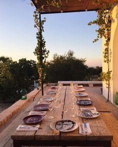 Masseria Moroseta, Puglia, Italia.