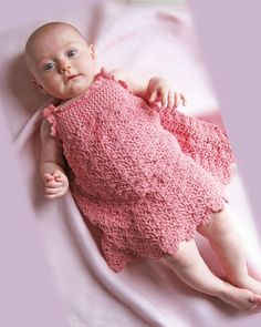 Little Maiden Sundress Baby Crochet Pattern by CrochetGarden. Think this little dress is so sweet.
