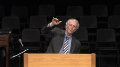 John Piper an amazing God filled man and preacher.