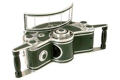 Meopta Pankopta Panoramic Camera. 1962