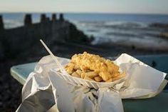 Chips at the seaside x Chips, Seaside, Drinks, Food, Beverages, Potato Chip, Essen, Drink, Beverage