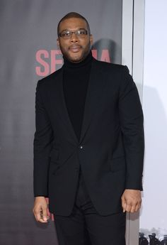 Tyler Perry Opens Up About Fatherhood