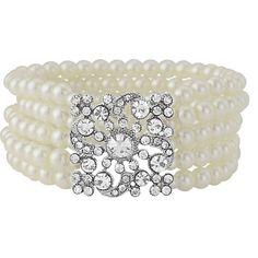 Jessie Pearl Bracelet