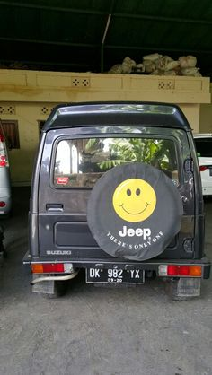 Susuki Jimny. The Adventure Car. Good car for long touring in Bali. Http://www.bimasakticarrental.com Bali car Hire Rent car Bali Bali car Rental