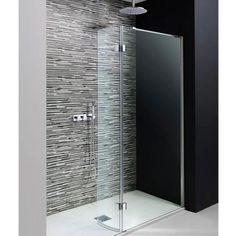 Simpsons - Design View Walk In Easy Access Shower Enclosure - 1400mm - DWQSC1400