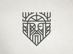 Industrial pallet furniture Odin Icon by Ryan Brinkerho . - Industrial pallet furniture Odin Icon by Ryan Brinkerhoff – - Finger Tattoos, Body Art Tattoos, Tattoo Drawings, New Tattoos, Small Tattoos, Tattoos For Guys, Sleeve Tattoos, Arte Viking, Viking Art