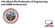 Institution of Engineers is the oldest Professional Engineering body in our country .which was found in year 1920 and Incorporated by Royal Charter in 1935. Institution of Engineers has been collaborated by all big engineering organization of the world.( Click Here) Degree of Institution of Engineers has been recognised by HRD ministry govt. of India and also with All India Continue reading   Info About The Profession of Engineering and AMIE Involvement→