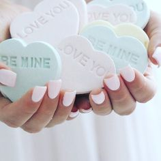 Marzipan Love Hearts Hello everyone! I hope you are all well, and that you are enjoying the weekend. Marzipan, Soft Colors, Pastel Colors, Soft Pastels, Palette Pastel, Stem Challenge, Pastel Party, Be My Valentine, Valentine Hearts