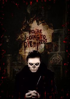 You're Going to Die in There | American Horror Story. by ~BbeckyM Fan Art / Wallpaper / Movies & TV