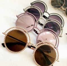 You love fashionable and affordable accessoires? Germany's Accessoires-Trend-Store is now international! Check out our homepage: www. Trendy Accessories, Jewelry Accessories, Fashion Accessories, Sun With Sunglasses, Round Sunglasses, Stylish Sunglasses, Lunette Style, Fashion Eye Glasses, Cute Glasses