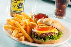 Finally A Flavorful Burger! This burger is a delicious combination of everything that a burger is about. Try this recipe and you won't regret it.