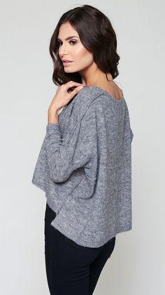 Soft Shayla Sweater - ANGL