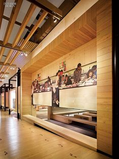 Gateway to the Gates Foundation: Visitor Center by Olson Kundig | Projects | Interior Design
