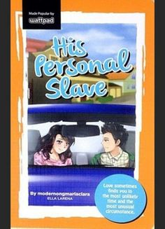 His Personal Slave by Modernongmariaclara Wattpad Published Books, Wattpad Book Covers, Wattpad Books, Wattpad Stories, Pop Fiction Books, Books To Read, My Books, Wattpad Quotes, Some Quotes