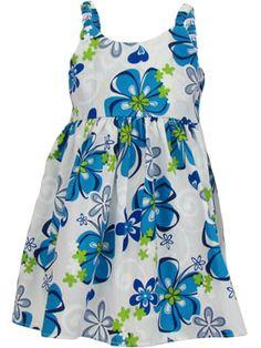 13bb85039827 Dress for Girl - Pualoalo : Shaka Time Hawaii Clothing Store  #hawaiiandresses Hawaii Outfits,