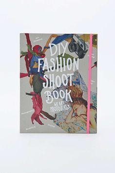 """Buch """"DIY Fashion Shoot"""""""