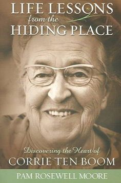Corrie ten Boom was a woman admired the world over for her courage, her forgiveness, and her memorable faith. From her unforgettable experience in a Nazi prison camp during World War II to her remarka