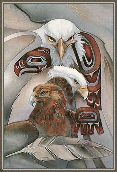 Jody Bergsma - Eaglespirit Come