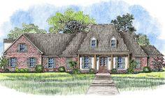 Plan:The Southerner Living Area: 3240 sq ft + bonus Beds: 4 Baths: 3.5 Stories: 2 Garage: 3 Car