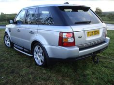 2006 Range Rover Sport 2.7 HSE 4X4. Zermot Silver. FSH. Click on pic shown for loads more.